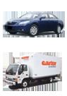 Sample vehicles